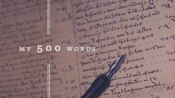 My 500 Words For 31 Days